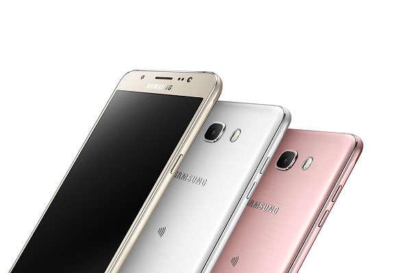 گوشی موبایل سامسونگ مدلsamsung galaxy j7 (2016)