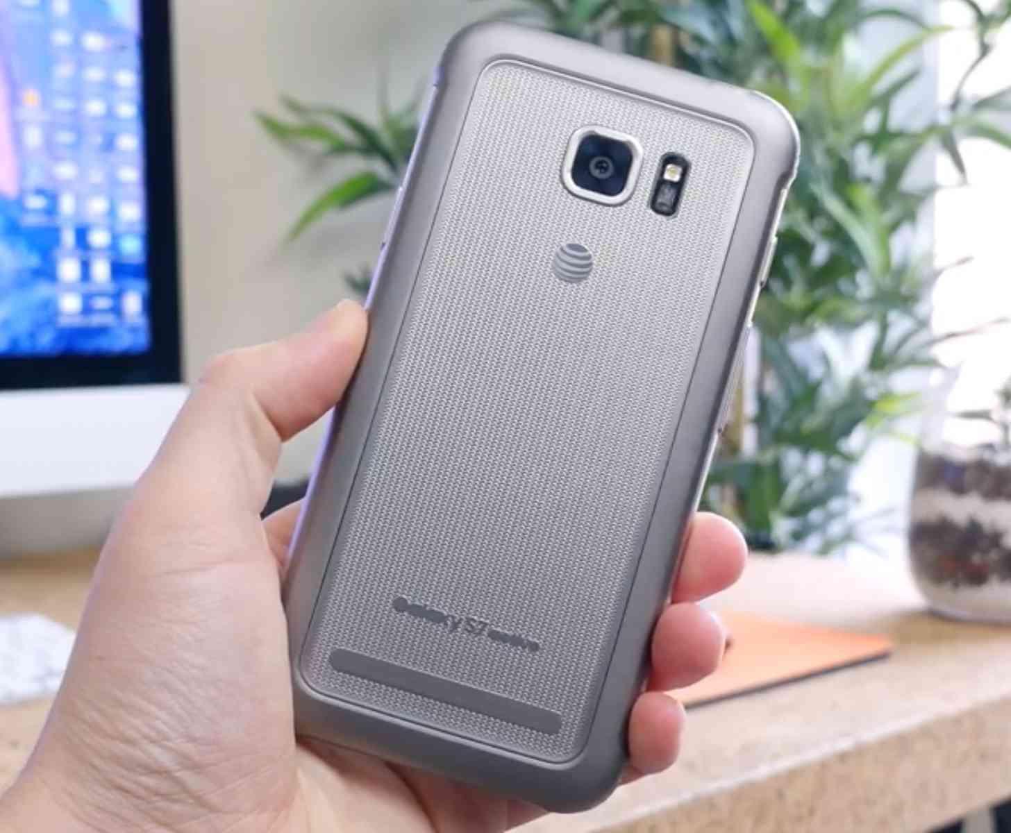 گوشی موبایل سامسونگ مدل Galaxy S8 Active